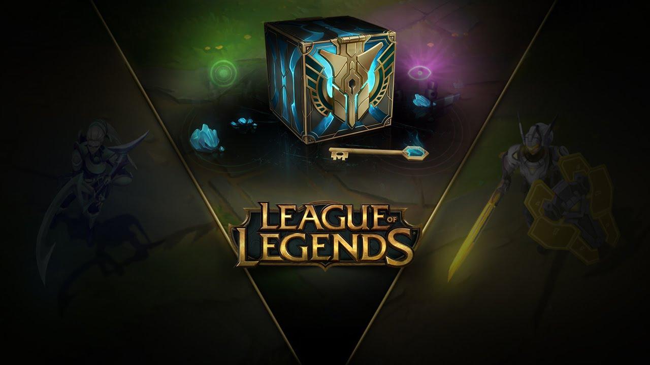 League Of Legends - Opening Skrzynek Hextech!
