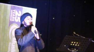 LIVE: Subhanallah Nasheed by Labbayk -  The Palace hotel Manchester - UK Tour 2011