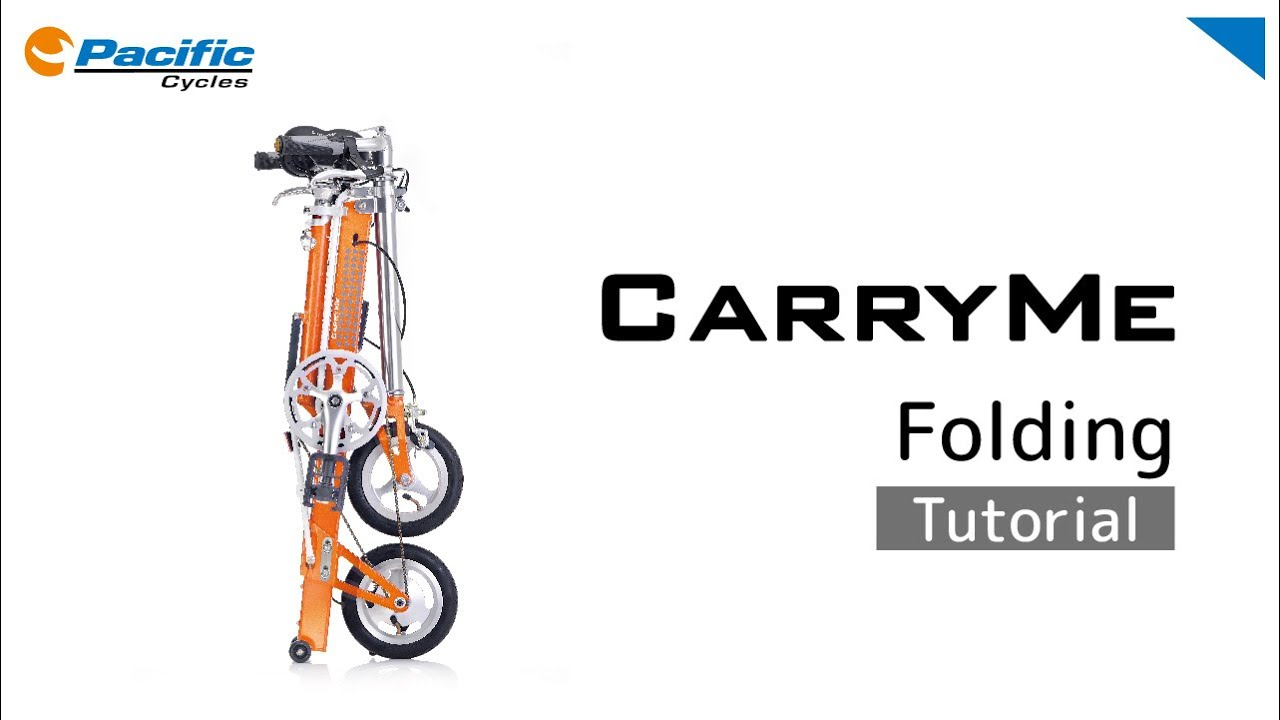 How to fold your CARRYME
