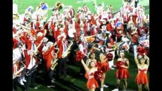 Stanford Band 2013 Rose Bowl post game: All Right Now encore