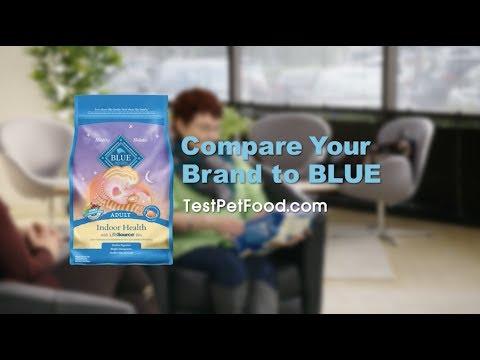 BLUE Vs. Purina Cat Chow® | Blue Buffalo Cat Food