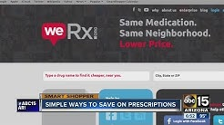 What's the best websites to compare pharmacy prices?