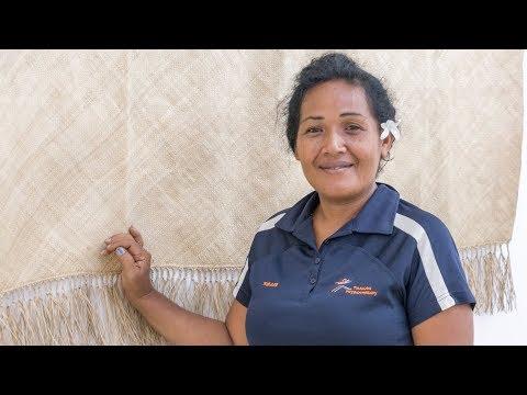 Solomon Islands: Interview with Barbara Teho'aki