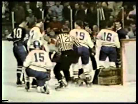 1967 Stanley Cup Finals Highlights - Toronto versus Montreal