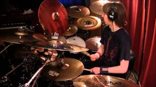 Iron Maiden  Blood On The World's Hands drum cover