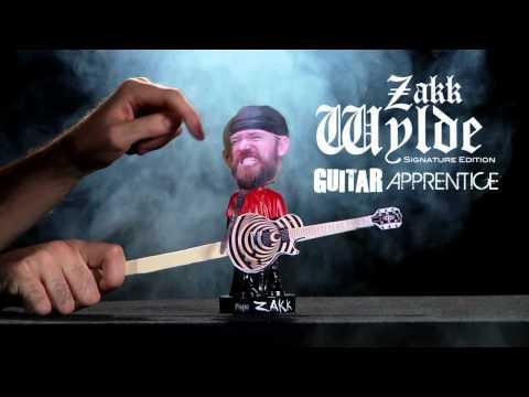 Zakk Wylde - Guitar Apperentice DVD Series Teaser #3