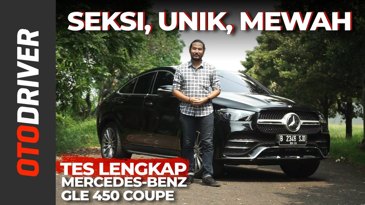 Mercedes-Benz GLE 450 Coupe 2021 | Review Indonesia | OtoDriver