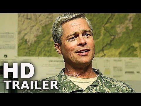 WAR MACHINE - Trailer (2017)