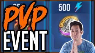 IMPOSSIBLE PVP EVENT! | MAYBE NOT | Dungeon Hunter Champions