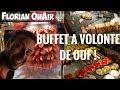 A VOLONTE: On DEPOUILLE le + GRAND BUFFET d'EUROPE! - VLOG #600