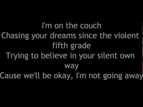 Mat Kearney - Ships In The Night [HD Lyrics]