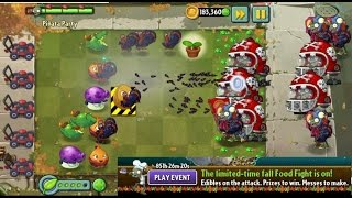 Plants Vs Zombies 2 - Food Fight Pinata 27 11 14 Banana Launcher New Costume  Plants Vs Zombies 2