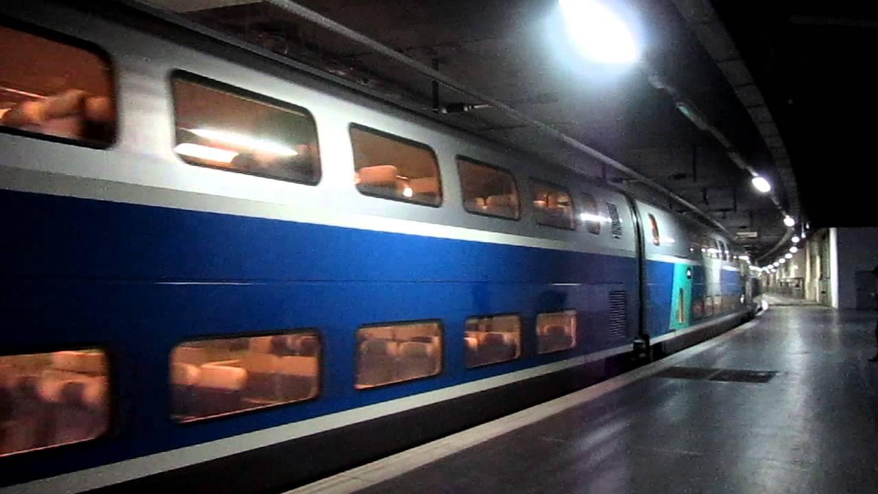Primera salida tgv desde sants hacia figueres youtube for Precio tren nocturno barcelona paris