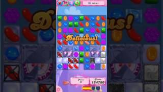 Candy Crush Saga Level 381 (2 Star, No Boosters)