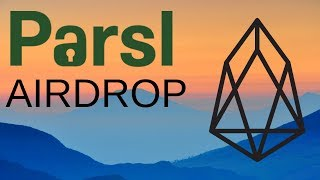 1 Day Left to Claim Parsl (SEED) EOS Airdrop