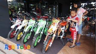 Download Lagu Review Spek Dan Harga Motor Mini Cross Trail Dan Mini GP mp3