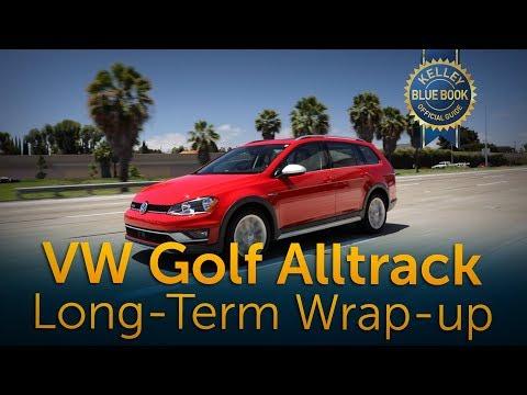 2017 Volkswagen Golf Alltrack - Long-Term Wrap-Up