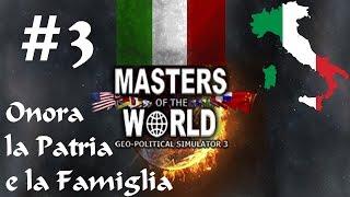 Geopolitical Simulator 3 Italia: #3