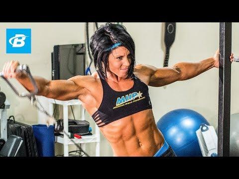 Delt Homicide   Dana Linn Bailey Shoulders Workout