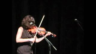 Tania Elizabeth - Le Reel Du Pendu (live at East Grinstead 28 April 2011)