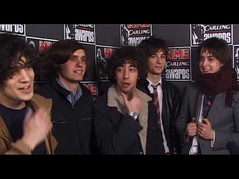 The Strokes first ever UK interview