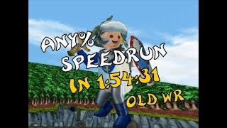 [EN] Hype: the Time Quest - Any% Speedrun in 1:54:31 (old WR)
