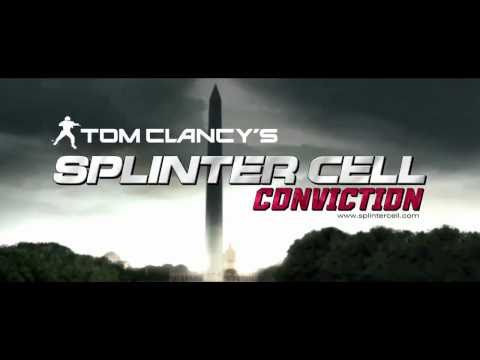 Splinter Cell Conviction Trailer español latino