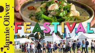 Thai Red Curry | The Body Coach | Live On Stage @ Feastival 2015