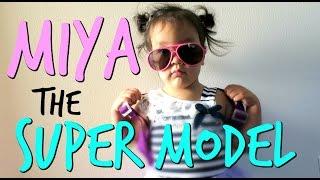 MIYA THE SASSY SUPERMODEL!-  ItsJudysLife Vlogs