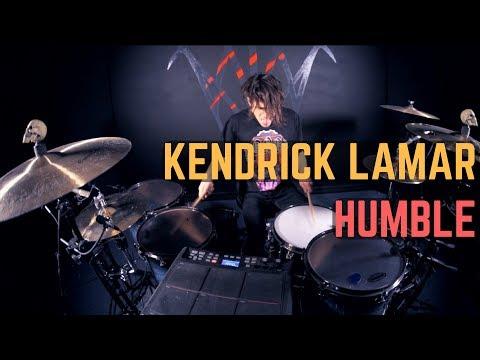 Kendrick Lamar - HUMBLE | Matt McGuire Drum Cover