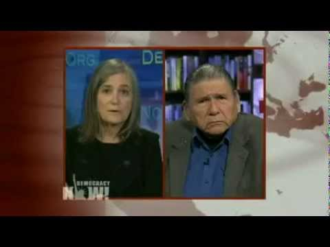 Dennis Banks: Palestinian Suffering in Occupation Recalls Plight of Native Americans