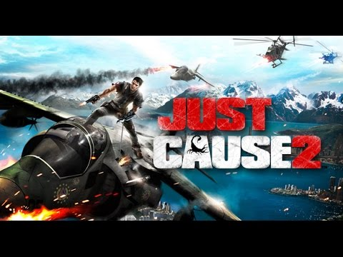 [Just Cause 2] Crash test en folie !