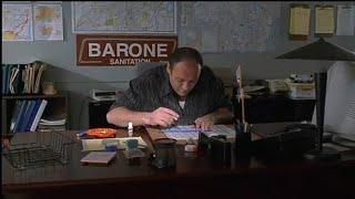 The Sopranos - Tony Soprano insulates himself from those shenanigans