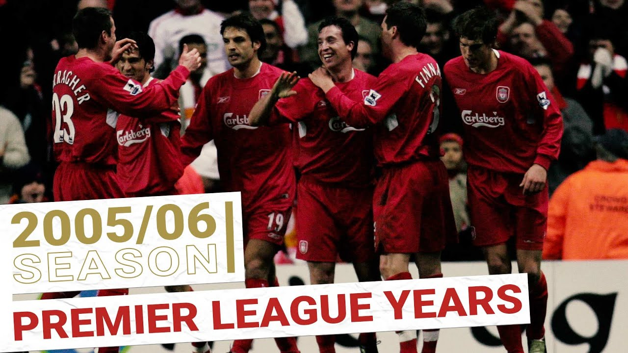 Every Premier League Goal 2005/06 | Fowler returns as Gerrard leads the way