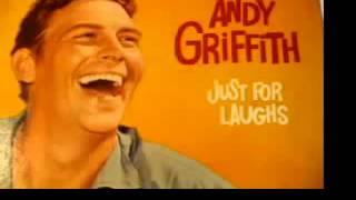 Andy Griffith   What It Was, Was Football   YouTube