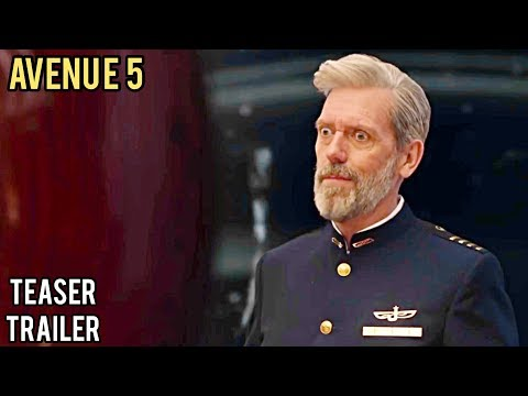 Пятая Авеню / Avenue 5 | Тизер-трейлер (Сериал, 2020) Хью Лори