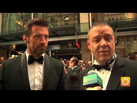 SWITCH: 'Les Misérables' Australian Premiere Red Carpet