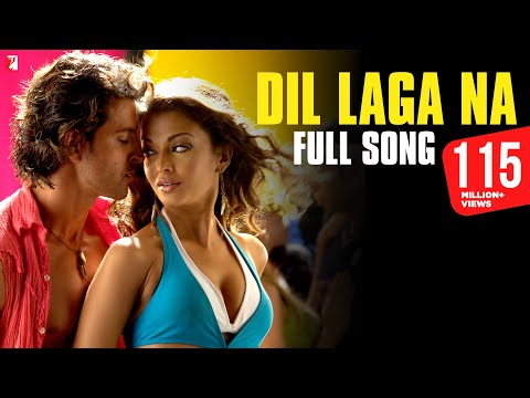 Dil Laga Na - Full Song - Dhoom:2 poster
