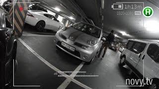 Уличная стоянка или элитный паркинг: откуда вору легче угнать машину? » - 09.09.2016(Как защитить свой автомобиль от угона? Абзац! – информационно-развлекательная программа. Эксклюзивный..., 2016-09-09T16:27:44.000Z)
