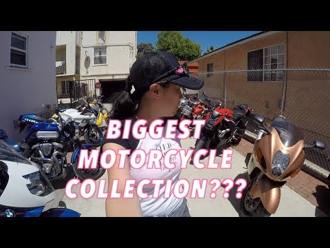 Ultimate Garage Visits Part 1 : Zero Electric SR : Street Naked Electric Motorcycle