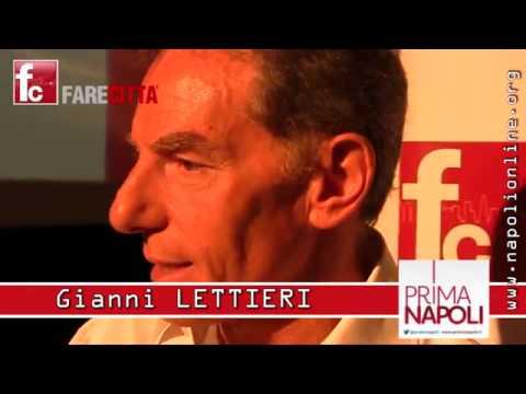 Gianni Lettieri intervistato per Prima Napoli