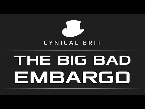 The Big Bad Embargo: Just what is it anyway?