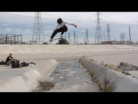 Yuto Horigome bs 360 River Gap Raw Uncut