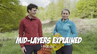 Mid-Layers Explained | Rab Gear Guide