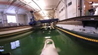 Marine Hydrodynamic Lab - 360 Video