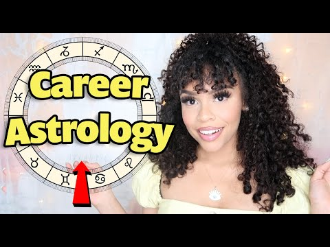 Doing THIS Reveals YOUR CAREER Based On Your Natal Chart 💼 ⚖️💰  2021