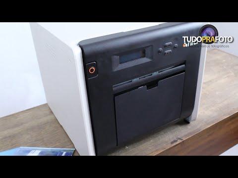 Impressora Hiti P520L WiFi - Apresentação e Instalação