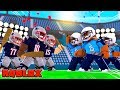 Roblox NFL Football - Patriots vs Titans! (Roblox NFL 2)