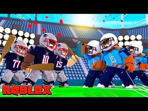 Roblox Nfl Legacy Roblox Roblox Nfl Football Patriots Vs Titans Roblox Nfl 2 Youtube
