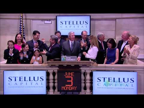 Stellus Capital Investment Corporation Visits the NYSE